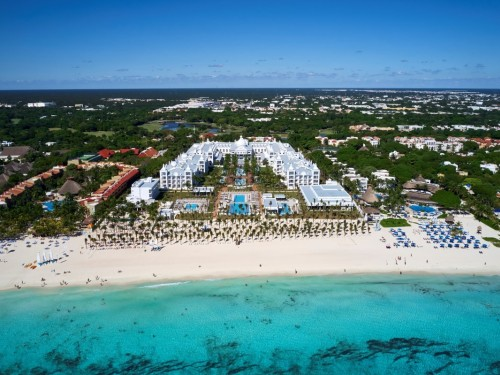 PHOTOS: Renovations complete at Riu Palace Riviera Maya