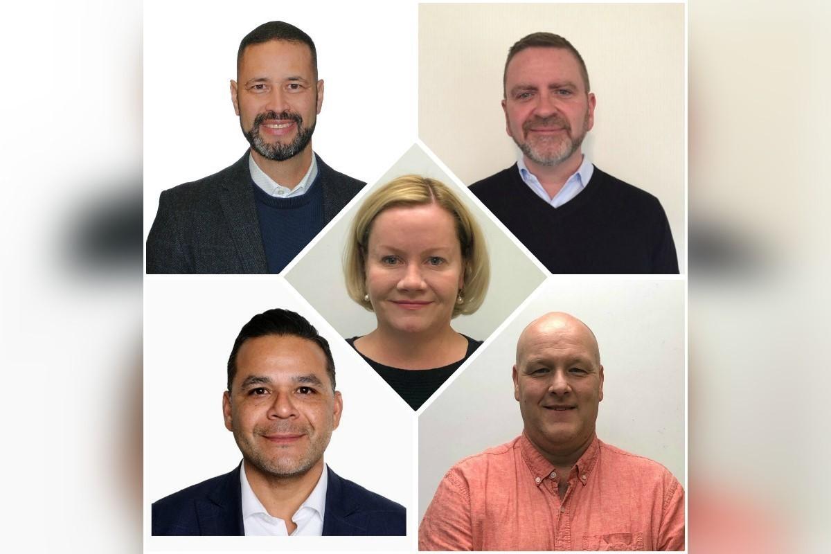 WestJet's agency sales team welcomes five new members