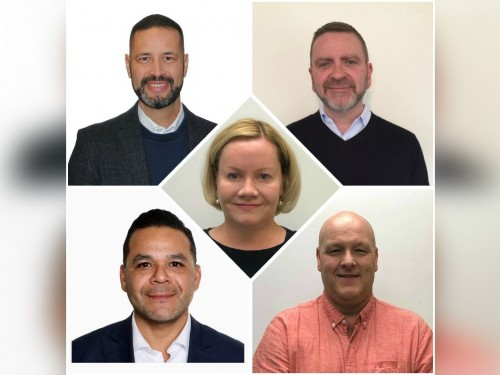 WestJet's agency sales team welcomes five new members
