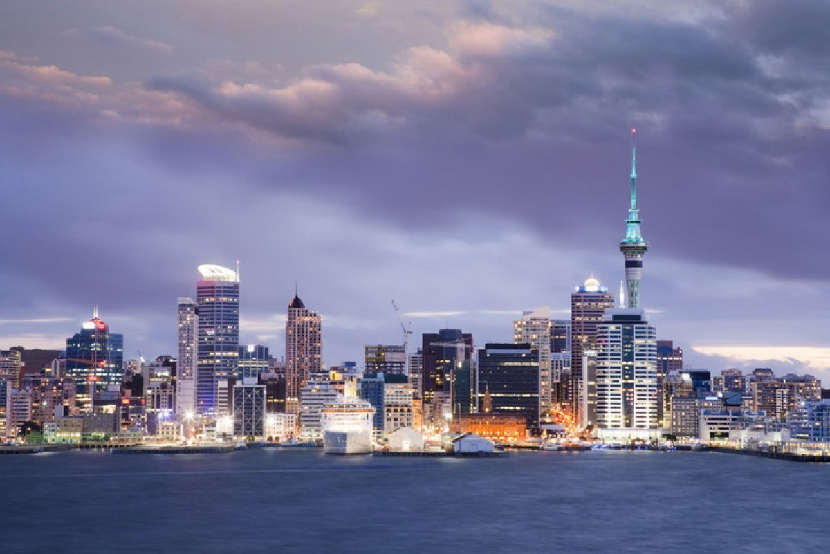 Air Canada's Vancouver-Auckland service now flying