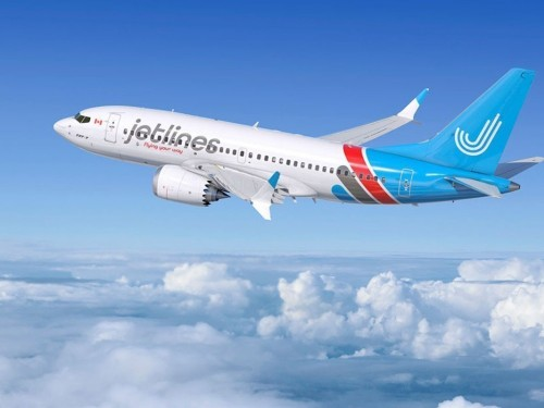 Canada Jetlines looks to Global Crossing Airlines in new deal