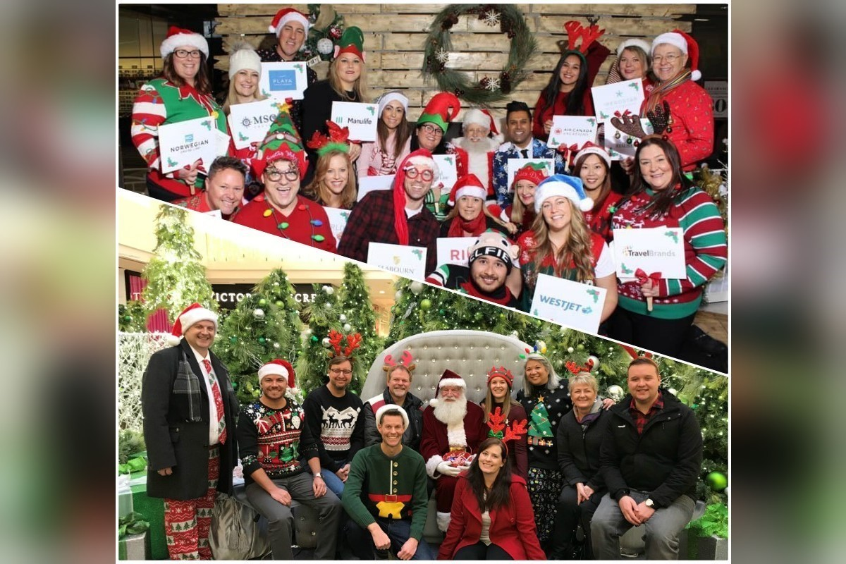 Western BDMs come together for the holidays with annual carolling tradition