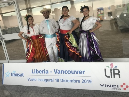 Air Transat launches first-ever Vancouver-Costa Rica routes