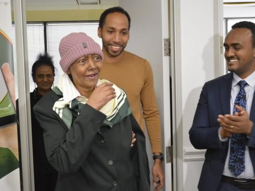 Ethiopian Airlines makes a dream come true