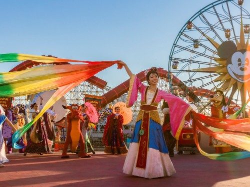 Disneyland Resort gets ready to celebrate Lunar New Year with fun new experiences