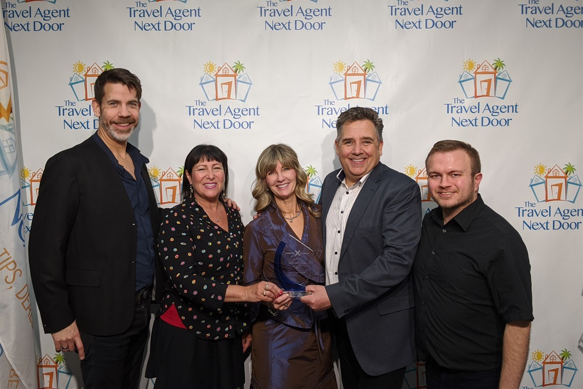 TTAND takes home Celebrity Account of the Year 2019 for Canada