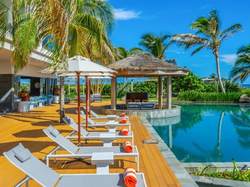 Curio Collection's KOI Resort Saint Kitts now open