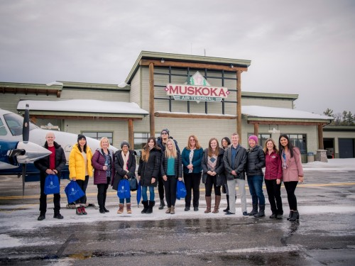 We tested FlyGTA's new flights to Muskoka, and here's why your clients should too