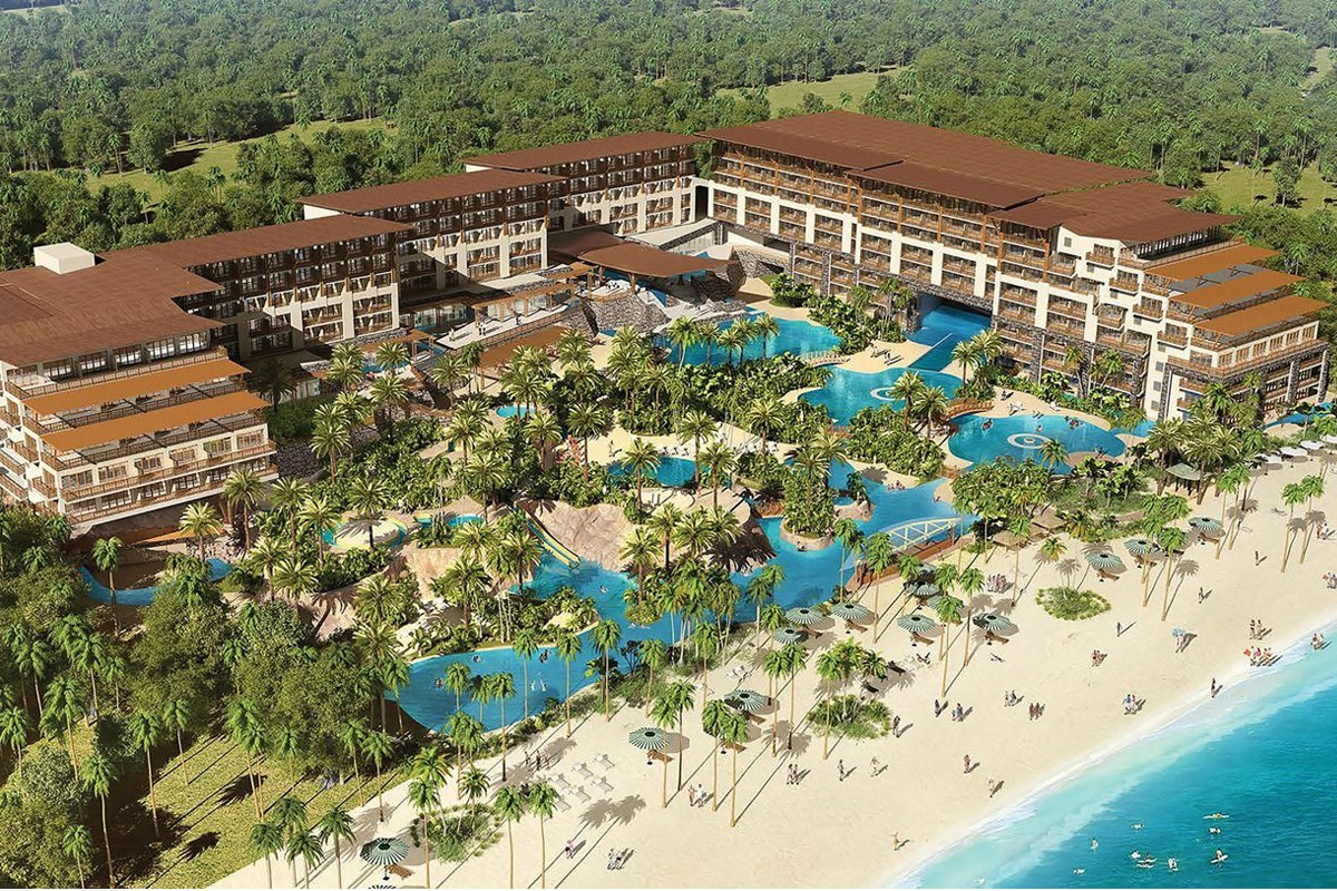 Unexpected construction delays grand opening of Now Natura Riviera Cancun