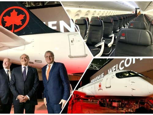 """A major enabler for us:"" Delivery of A220 aircraft represents a ""new chapter"" for Air Canada"