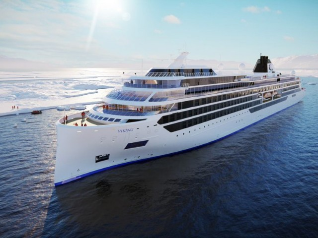 Viking launches new series of expedition voyages