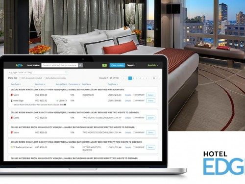 Travel Edge launches new Hotel EDGE through ADX