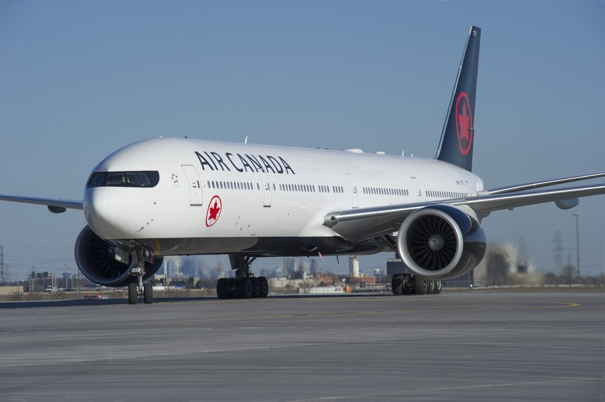 Coronavirus: Air Canada cancels select China flights as demand drops