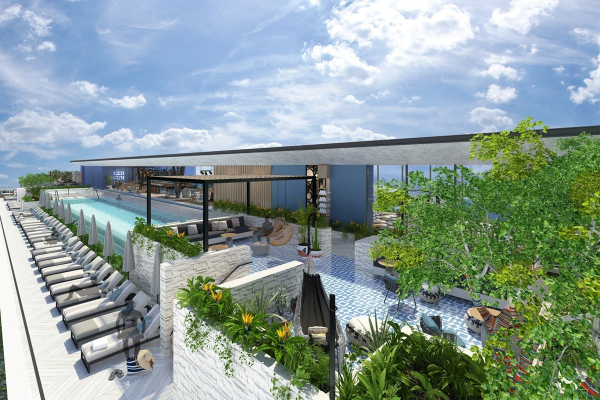 Hilton shows off its newest lifestyle brand with luxury Cancun property