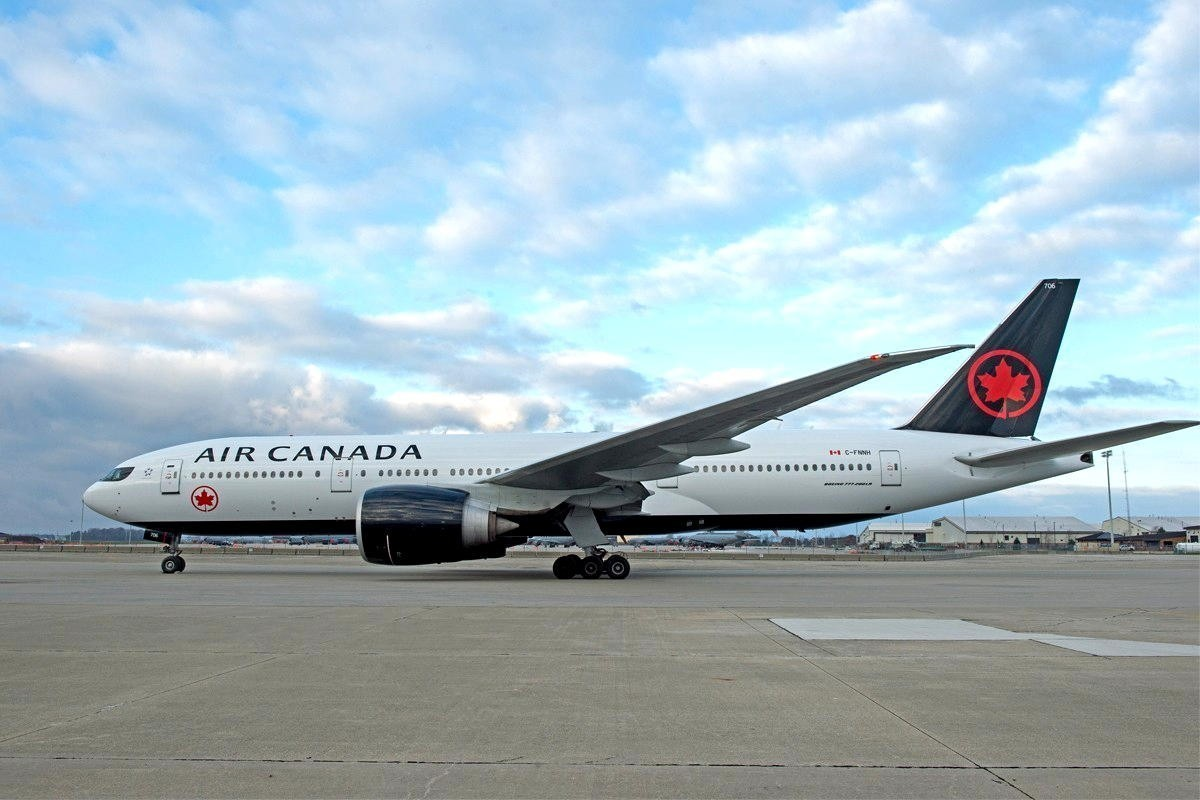 Air Canada suspends all flights to Beijing & Shanghai