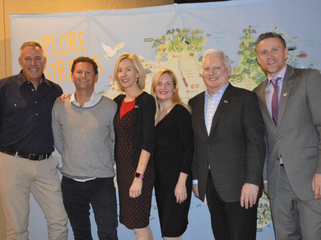 """""""The best way to help is to visit:"""" Tourism Australia updates trade following bushfire crisis"""