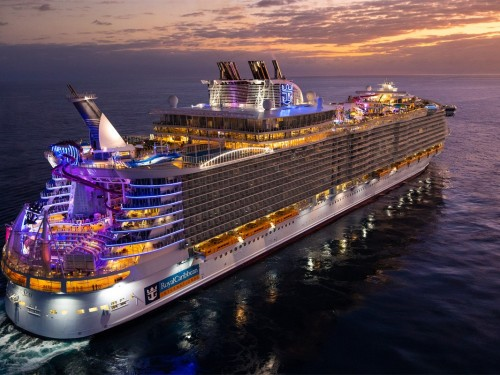 TravelBrands giving away two spots on Royal Caribbean's Oasis of the Seas FAM