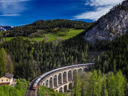 Uniworld adds two new cruise, land, & 5-star train itineraries for 2021