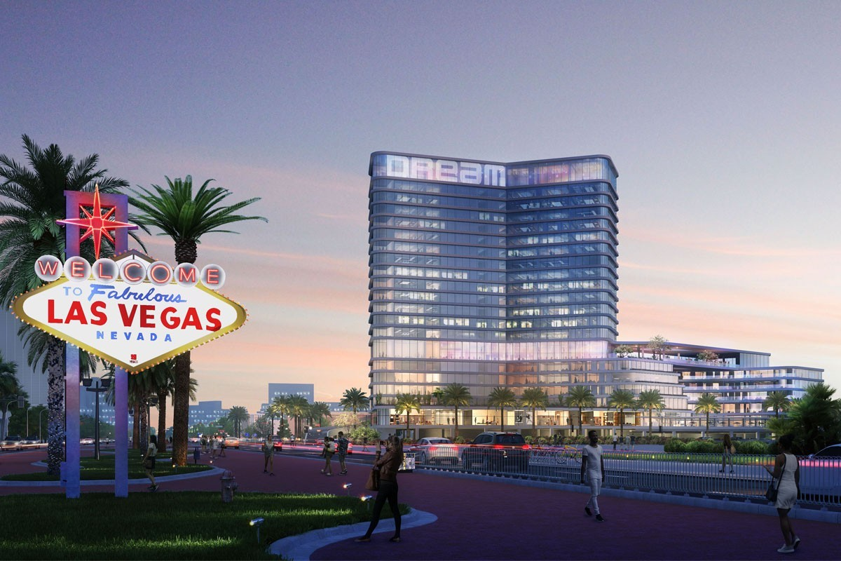 Dream Las Vegas coming to the Strip in 2023