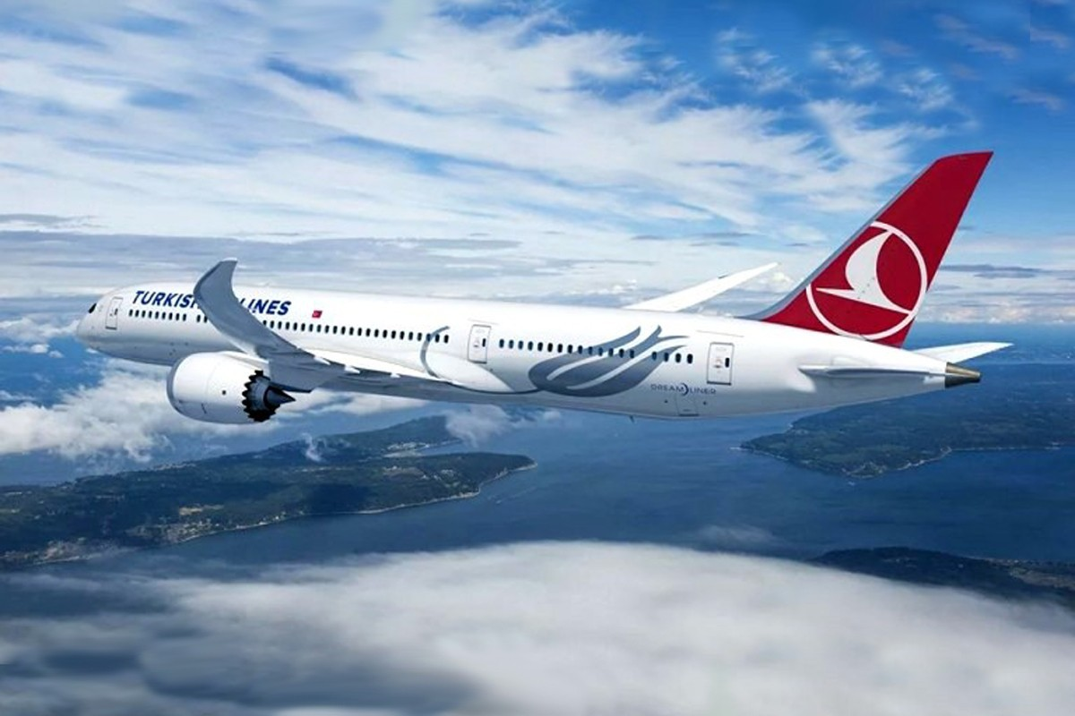 Turkish Airlines now flying from Vancouver three times a week