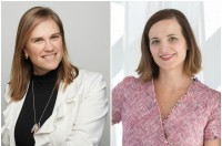 WestJet promotes two finance team members to VP roles