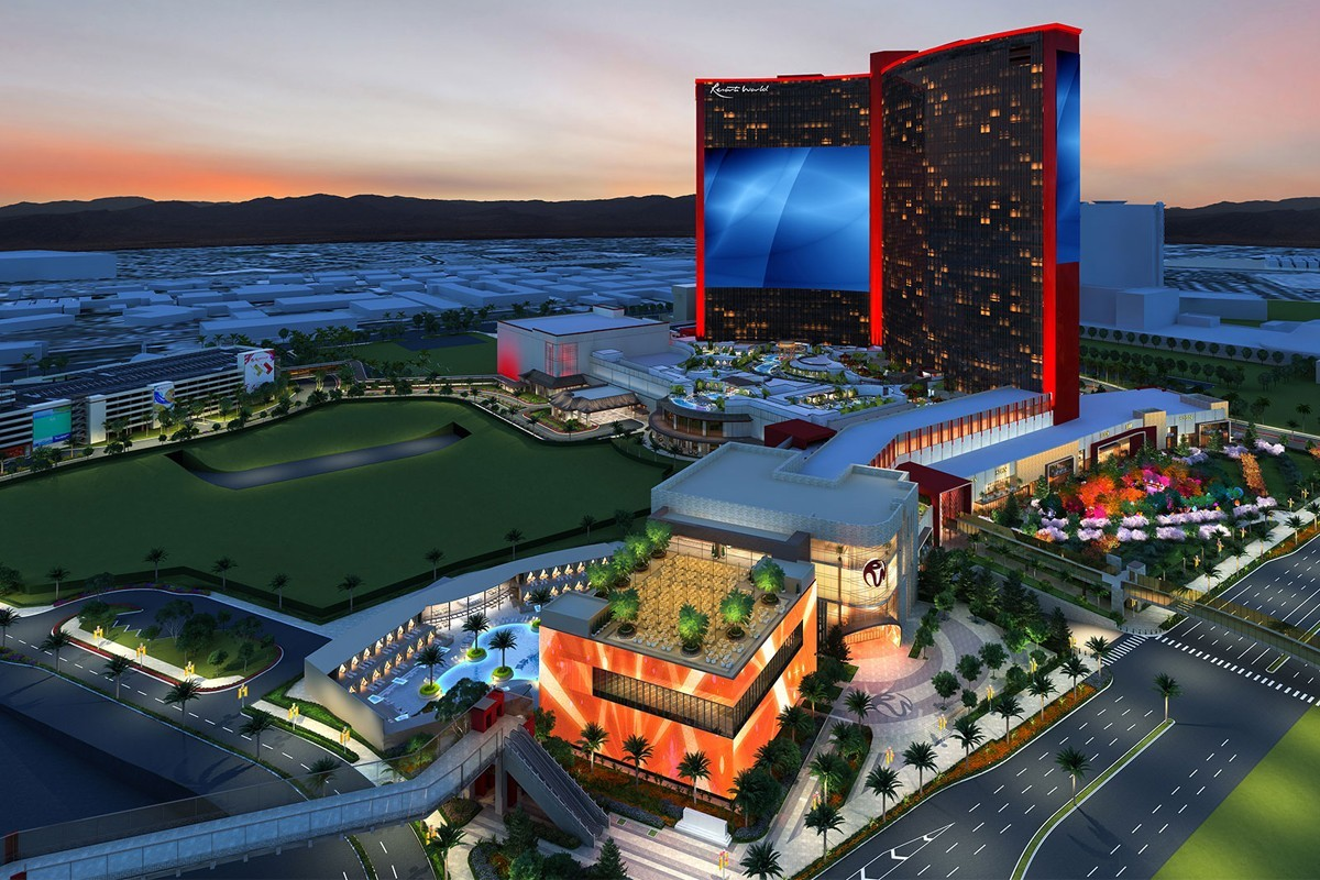 This 3,500 room Hilton resort is coming to Las Vegas in 2021
