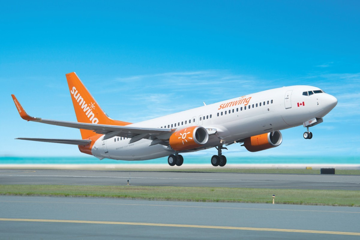 Sunwing scrubs Boeing 737 MAX 8 from summer schedule