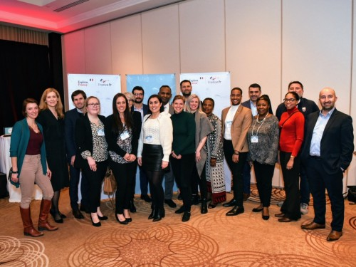Atout France recognizes top partners at 2020 tradeshow & awards ceremony