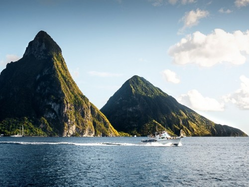 """Saint Lucia remains open for business:"" Caribbean island issues statement on COVID-19"