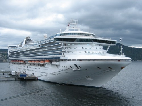 More than 200 Canadians stuck on Grand Princess; awaiting COVID-19 testing