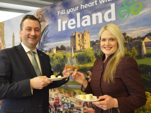 Tourism Ireland & Irish Whiskey Association: the perfect pairing