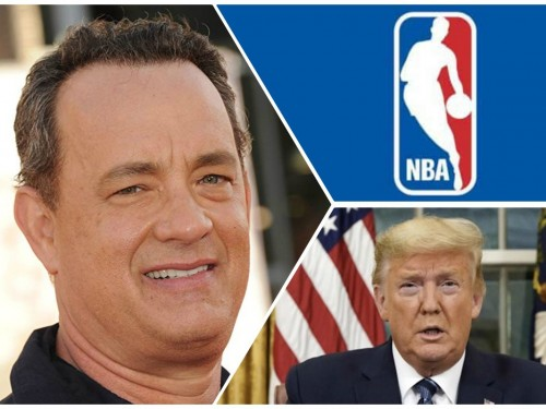 COVID-19: Trump suspends U.S-Europe travel; Tom Hanks is sick; NBA suspends season