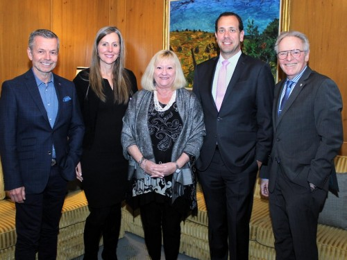 """""""We have to be positive and optimistic:"""" Discover America Canada holds AGM"""