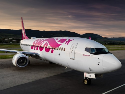 Swoop suspends all international flights, commits to flying home 2,349 Canadians