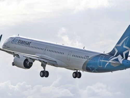 Transat A.T. temporarily lays off 3,600 employees, representing about 70% of workforce