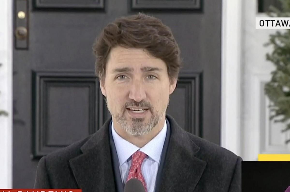 COVID-19: Trudeau unveils $2,000-per-month aid benefit for Canadians