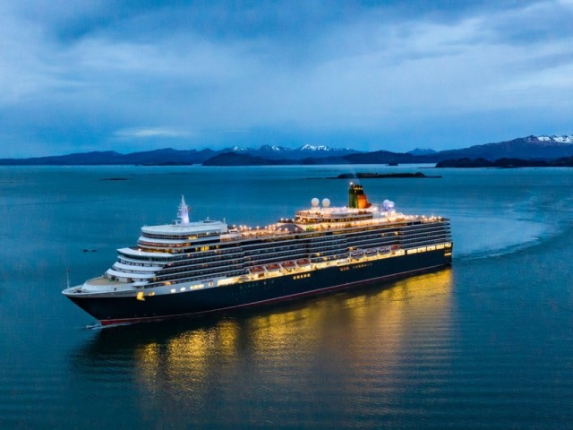 Cunard suspends sailings through May 15