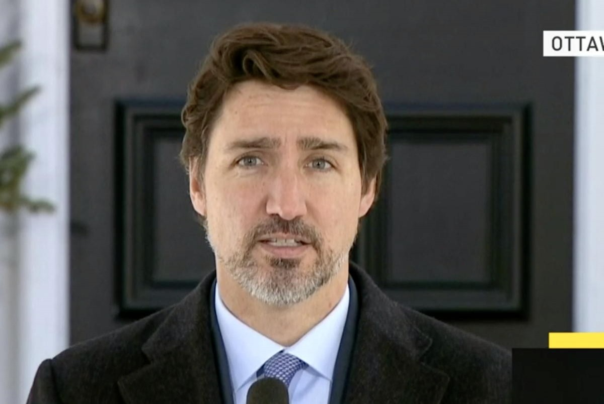 Trudeau: Canada Emergency Response Benefit will open on April 6th