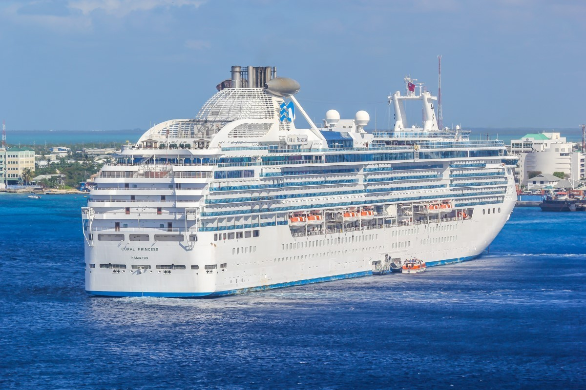 Canadians aboard Coral Princess coming home