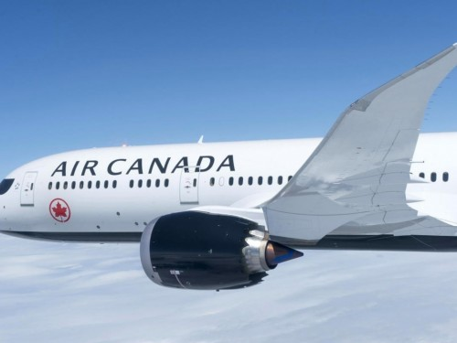 Air Canada is rehiring 16,500 workers