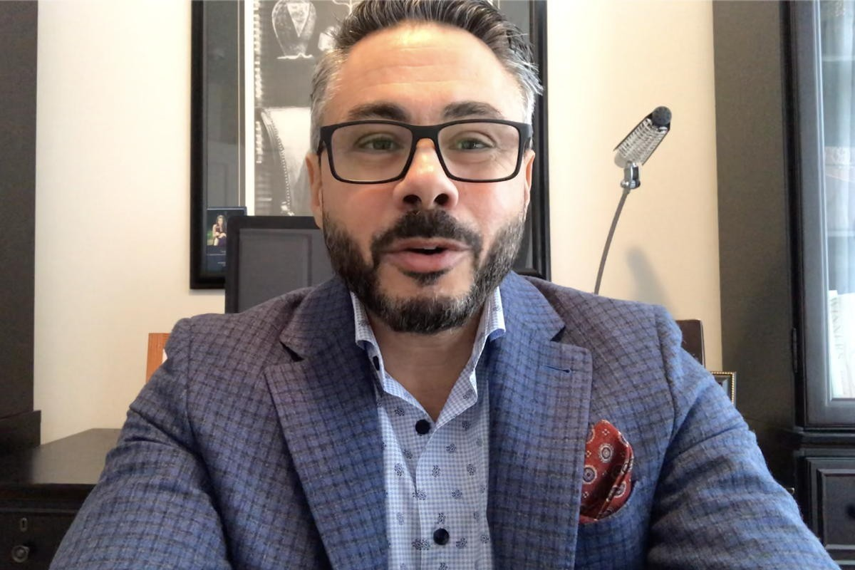 """VIDEO: """"We will get through this:"""" Michael Curmi, director of agency sales & distribution at Porter"""