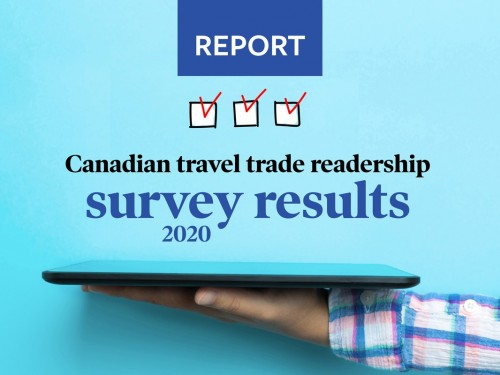 PAX named Canada's most trusted travel trade news source