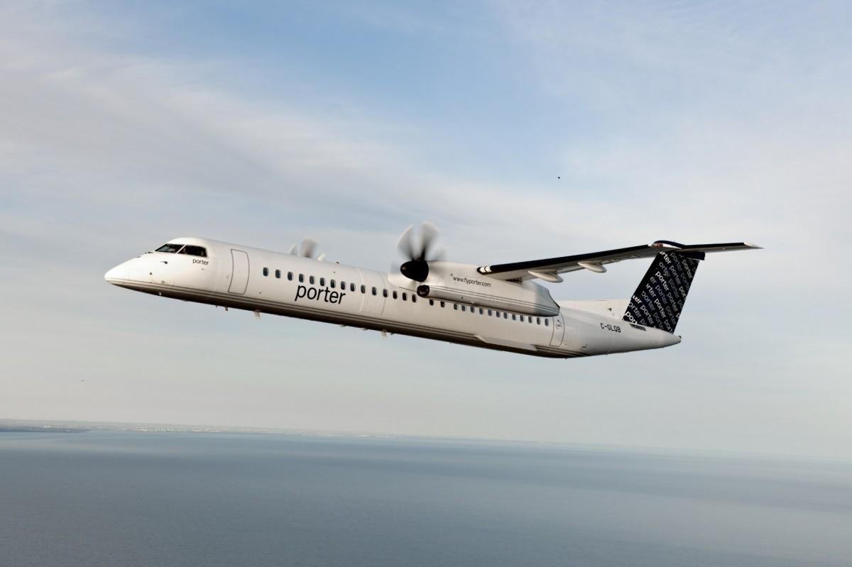 Porter Airlines extends flight suspension through June