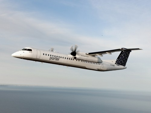 Porter Airlines extends flight suspension through June