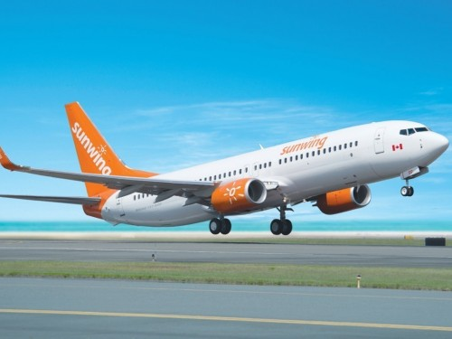 Sunwing bringing 1,800 employees back through CEWS program