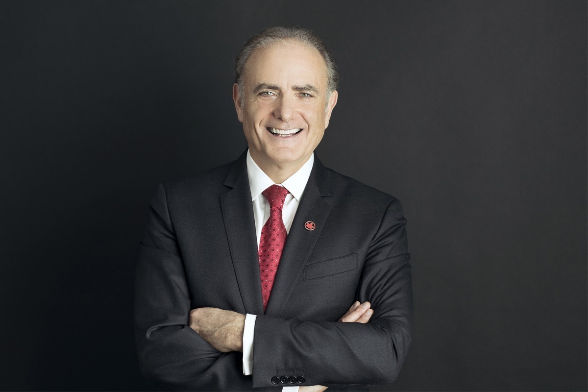"""Air Canada """"rethinking all aspects"""" of travel, says CEO Calin Rovinescu"""