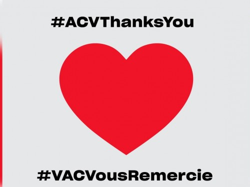 ACV recognizes frontline workers with Sandals/Beaches giveaway