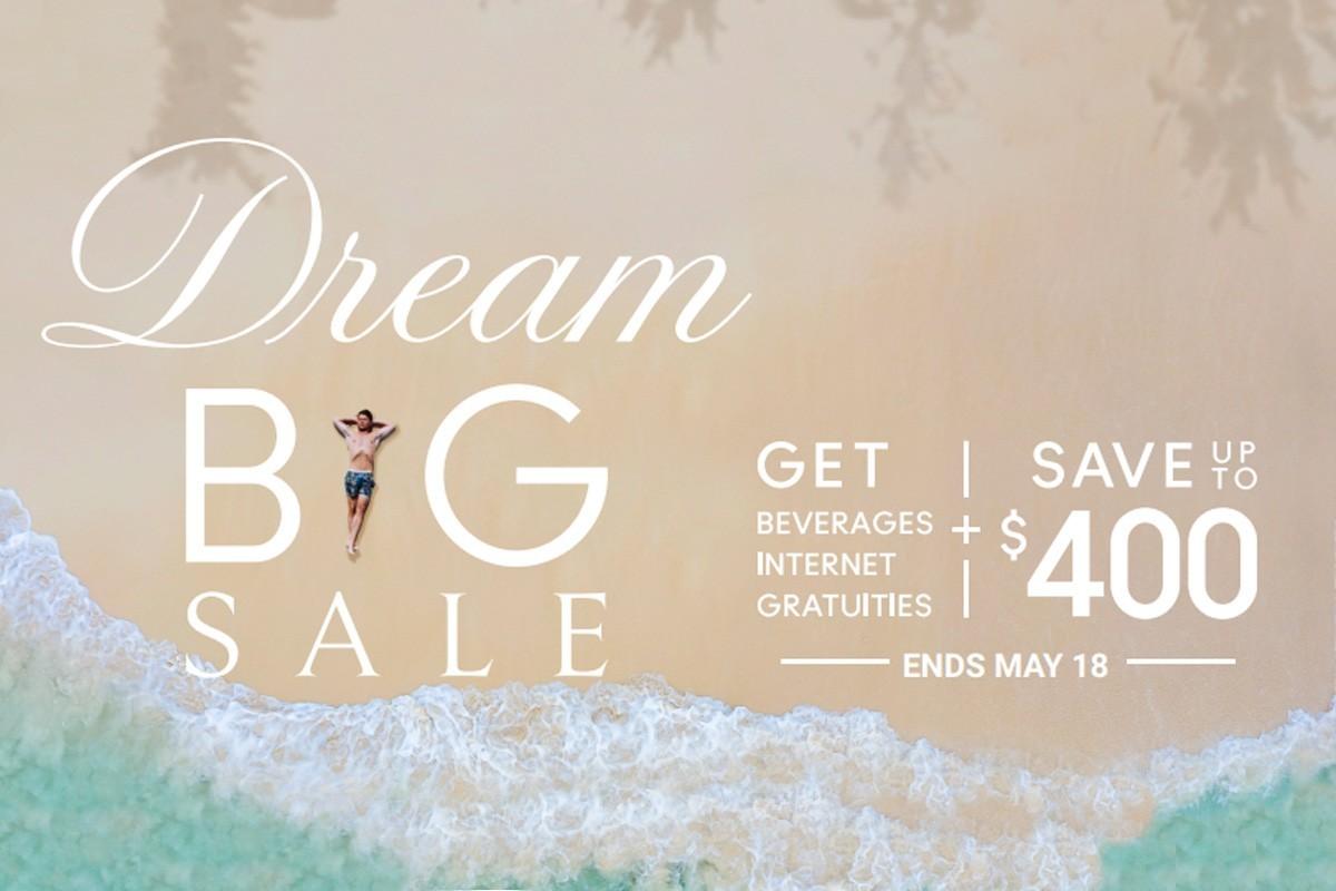 Celebrity unveils Dream Big sale, offers bonus commissions/rewards points