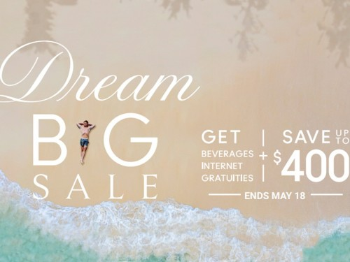 Celebrity unveils Dream Big sale, offers bonus commissions/rewards points
