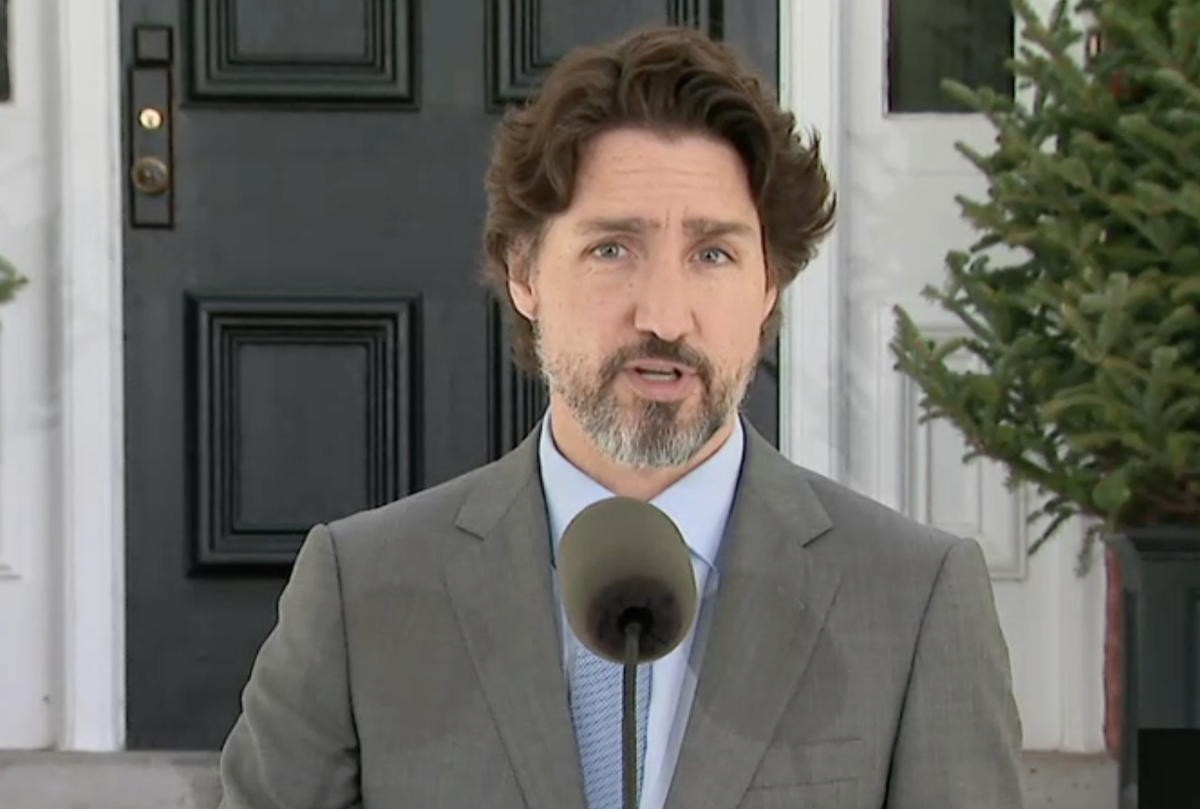 "Trudeau: striking a balance in the refund vs. voucher debate ""will be delicate"""